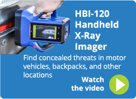 pHBI-120 Handheld X-Ray Imager video